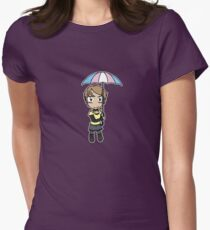 RAIN - Solo Chibi Rain 2 Womens Fitted T-Shirt