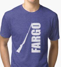 Fargo Shotgun Tri-blend T-Shirt