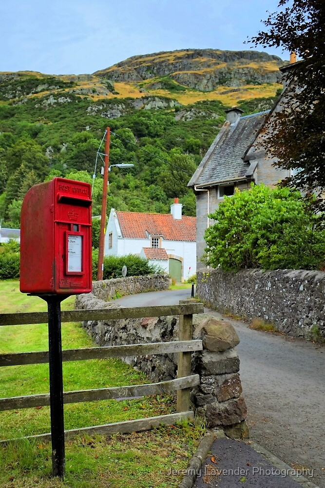 The Mailbox by Jeremy Lavender Photography