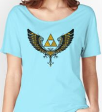 Tri Winged Women's Relaxed Fit T-Shirt