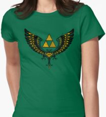Tri Winged Women's Fitted T-Shirt