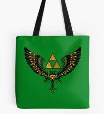 Tri Winged Tote Bag