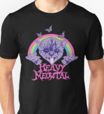 Heavy Meowtal T-Shirt
