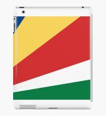 Seychelles Flag iPad Case/Skin