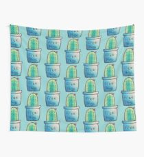 Cactus Just Wants Hugs Wall Tapestry