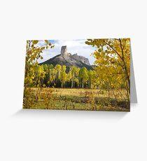 Deb's Meadow Greeting Card