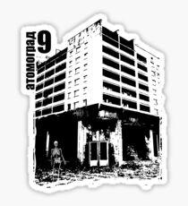 Atomgrad 9 - Atom City (v1.0) Sticker