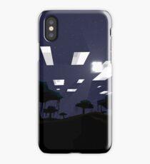 Minecraft Nightscape iPhone Case/Skin