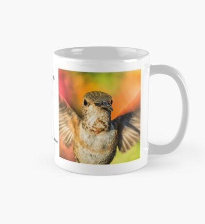 Hummingbird Mugshot Mug #3 Mug
