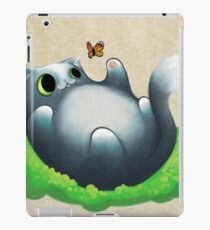 Playing cat iPad Case/Skin