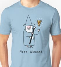 Pizza Wizzard Slim Fit T-Shirt