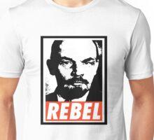 Lenin REBEL (OBEY RIPOFF) Unisex T-Shirt