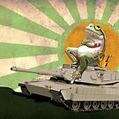 Frogs Love Tanks by sweetq