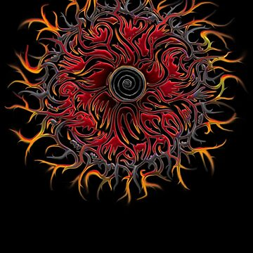 Eye of Chaos by LeahMcNeir