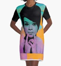 Tammi Terrell - All I Do Is Think About You Graphic T-Shirt Dress
