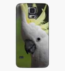 Sulphur Crested Cockatoo Case/Skin for Samsung Galaxy