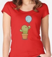 Love knows no bounds Women's Fitted Scoop T-Shirt