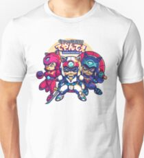 Samurai Pizza Cat Unisex T-Shirt