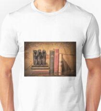 Hear, Speak, See no Evil Unisex T-Shirt