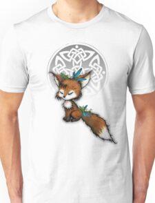 Celtic Spirit Fox Unisex T-Shirt