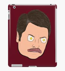 Bacon and Eggs Ron Swanson iPad Case/Skin
