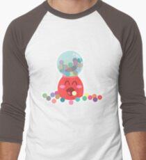 Bubble Gum Machine Men's Baseball ¾ T-Shirt