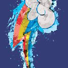 Rainbow Dash CM Splatter by Colossal