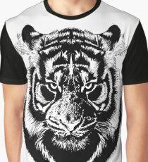 black tiger Graphic T-Shirt