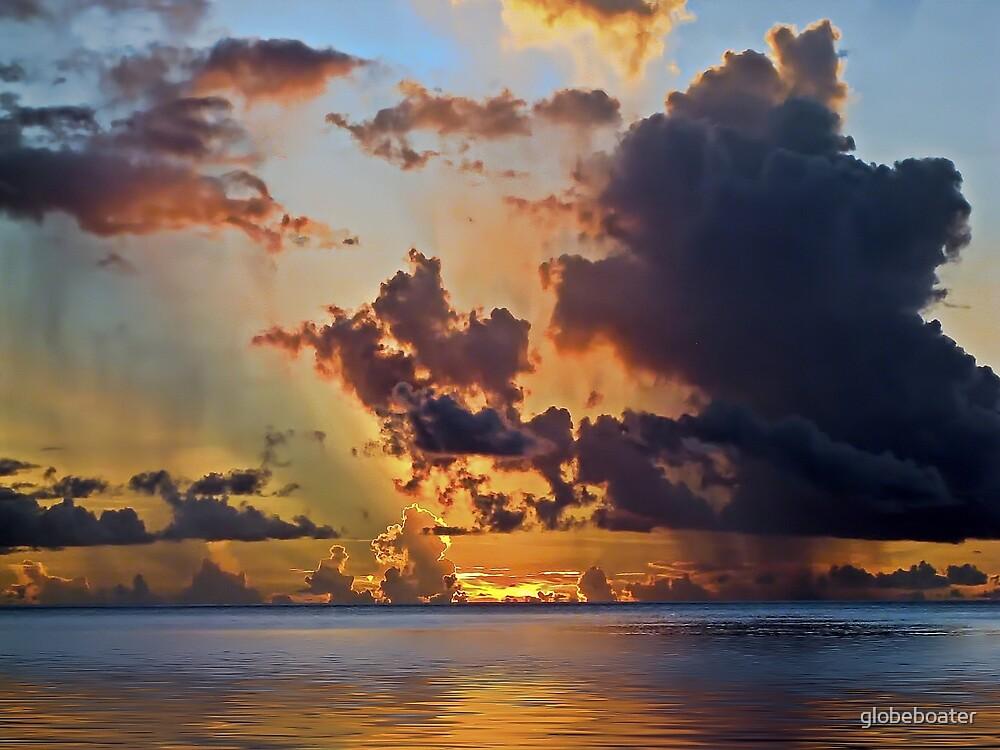 Golden Rain by globeboater