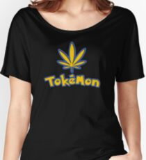 Tokemon - gotta smoke em all Women's Relaxed Fit T-Shirt