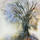 Winter 2010 (Original painting sold) by Jacki Stokes