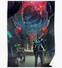 Nephilim Lab Poster