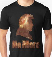 No more, War Doctor T-Shirt