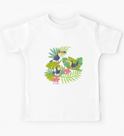 Toucan Paradise Kids Clothes