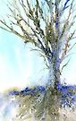 Reaching for the Sky (Original painting sold) by Jacki Stokes