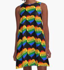 #LoveIsLove A-Line Dress