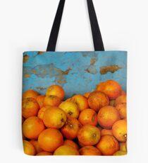 Naranjas Tote Bag
