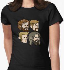 MASTODON cartoon quartet T-Shirt