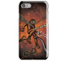 Wall Of Orange Album Cover (NO TYPE) iPhone Case/Skin