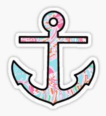 LP Anchor Sticker