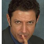 Jeff Goldblum by Cheesy-Puffs