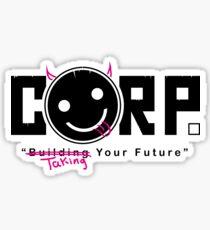 Corp Logo Sticker