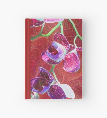 Phalaenopsis B Hardcover Journal