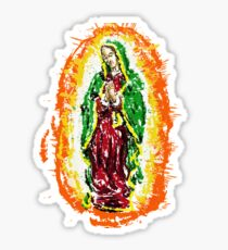 Our Blessed Virgin Mary Sticker