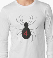 Hisoka number Long Sleeve T-Shirt