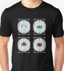 Portal 2 Cores Unisex T-Shirt