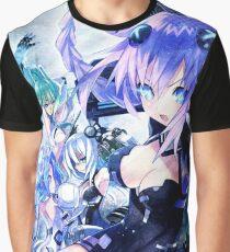 Neptunia Graphic T-Shirt