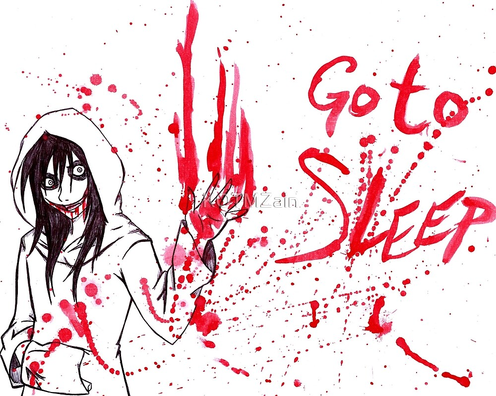 Jeff The Killer: Go To Sleep by KOTMZain