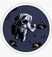 Interstellar Record Hunt Sticker