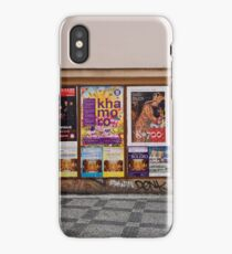 Posted Wall iPhone Case